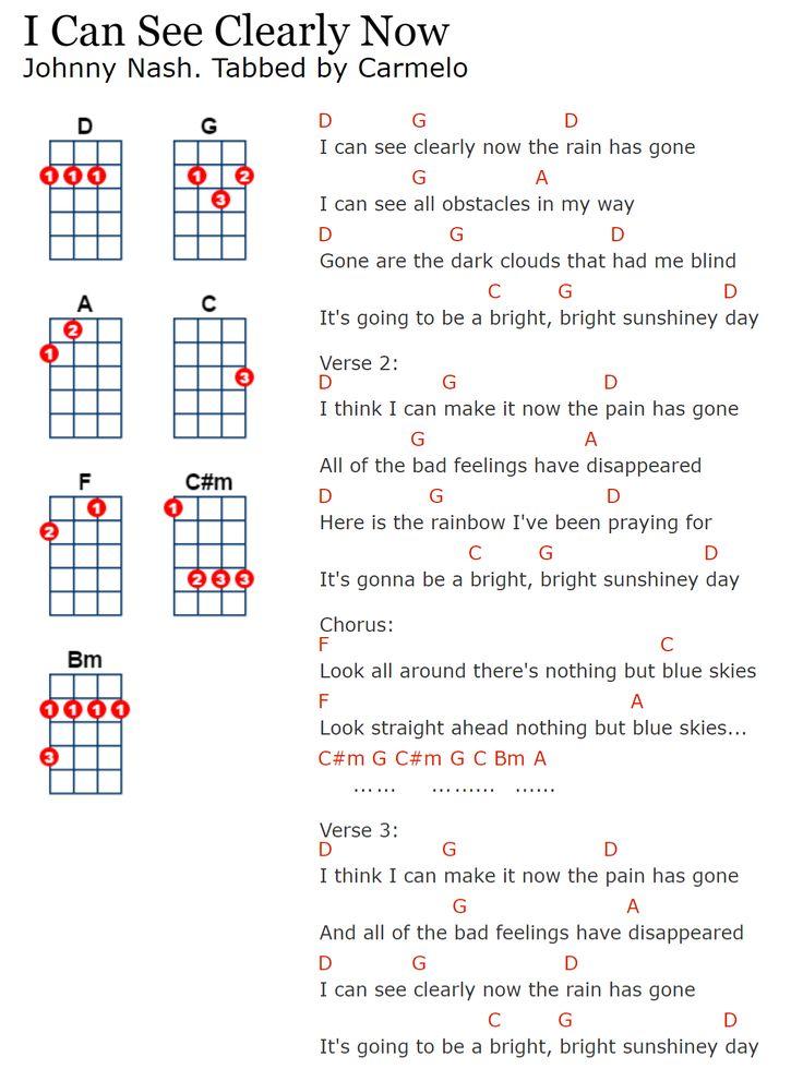 Best 400+ Ukulele chords and tabs images on Pinterest | Music ...