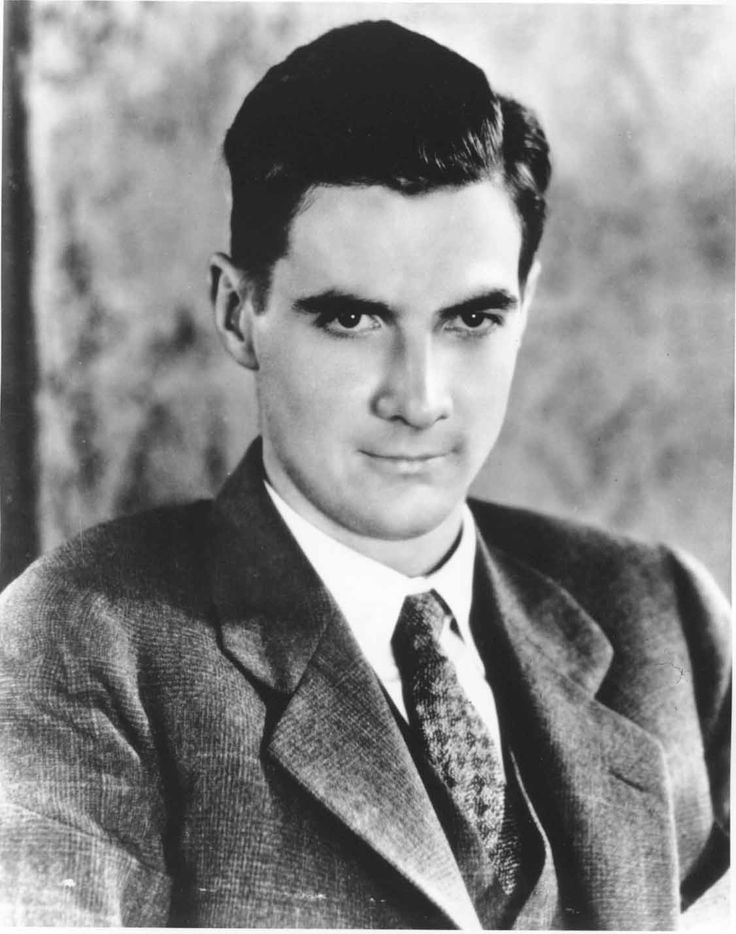 """Howard Hughes - producer and director of """"Hell's Angels"""" and """"The Outlaw"""""""