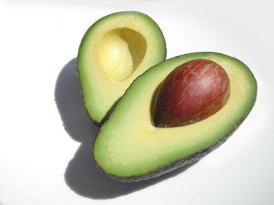 Calories in a Half Avocado