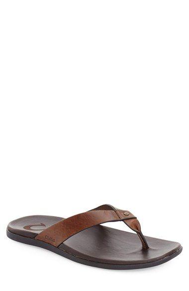 OluKai 'Kapua' Flip Flop (Men)