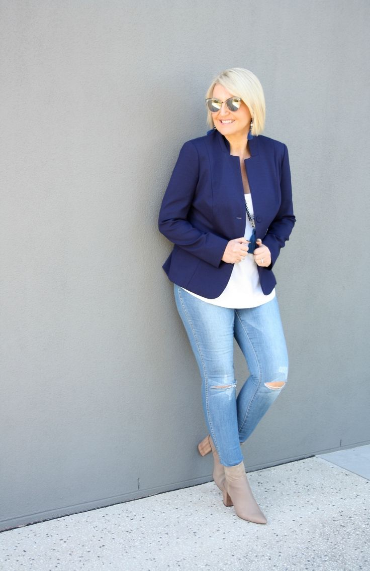 The Envy Ponti Jacket via @Iris May Style #acstyle
