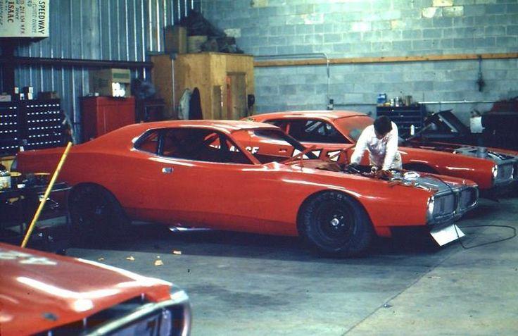 Rusty Wallace Ford >> K & K Insurance Dodge Team 1973. http://www.pinterest.com ...