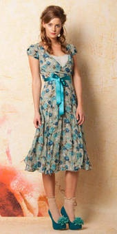 Rosebay Dress - Annah.S - Summer 2012 - Annah Stretton
