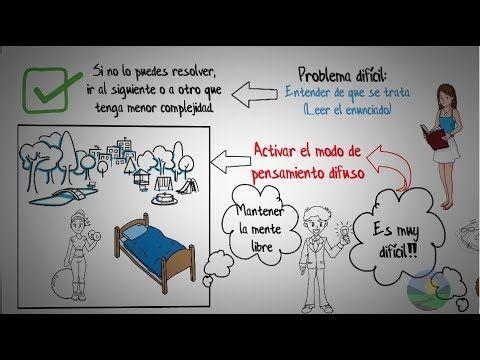 Como estudiar matemáticas- abre tu mente a los números- Barbara Oakley-Resumen animado. - YouTube