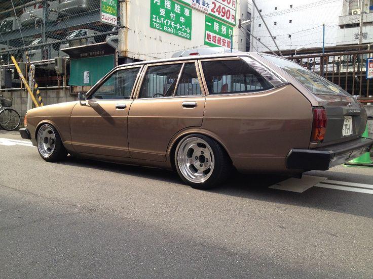 Datsun B310, Nissan Sunny   Lowered, Hellaflush, JDM ...