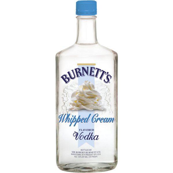 Burnett S Orange Cream Vodka Drink Recipes