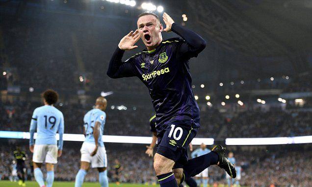 Everton boss Ronald Koeman pays tribute to Wayne Rooney