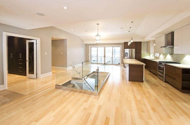 Love these floors---Maple Select & Better Natural by Muskoka Hardwood Flooring  #hardwood #hardwoodflooring  #maple