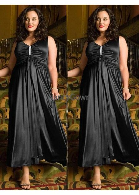 9bedabef03 NancyGown Plus Size Prom Evening Dress T801524707372