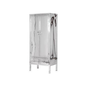 Chrome Plated Cabinet