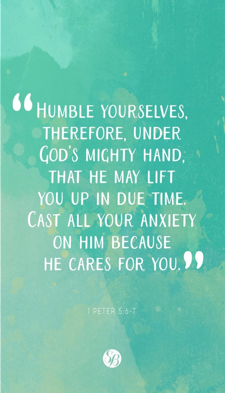 HUMBLE YOURSELVES...                                                                                                                                                                                 More