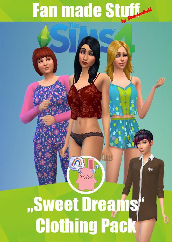 "[Standardheld] • ""Sweet Dreams"" Clothing Pack Infos + Download..."