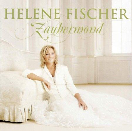 CD Cover Vorderseite Zaubermond von Helene Fischer