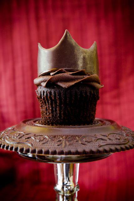 Chocolate cupcakes!