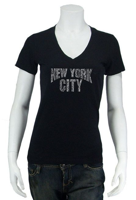 Women's V-neck T-shirt  Created using some of by lapopart on Etsy