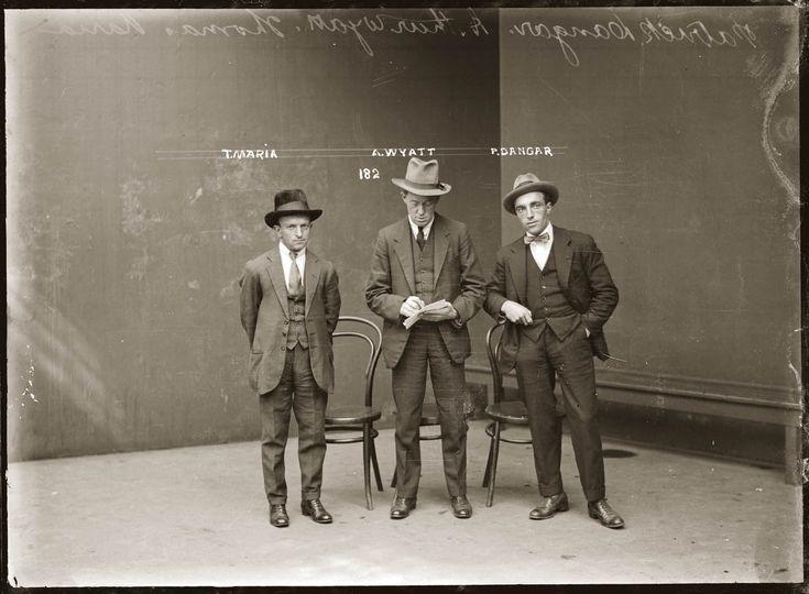 Public Domain Images – 1920′s Vintage Mugshots NSWPD Special Photographs - Public Domain Images   Free Stock Photos