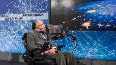 Стивен Хокинг назвал дату переселения землян на другие планеты