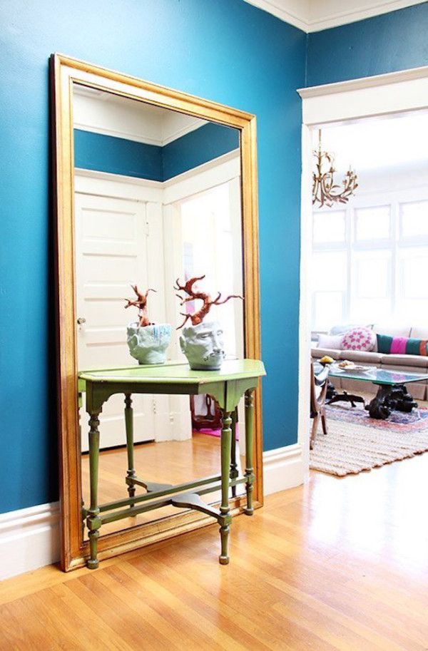 Small Mirrored Foyer Table : Best small entryway tables ideas on pinterest