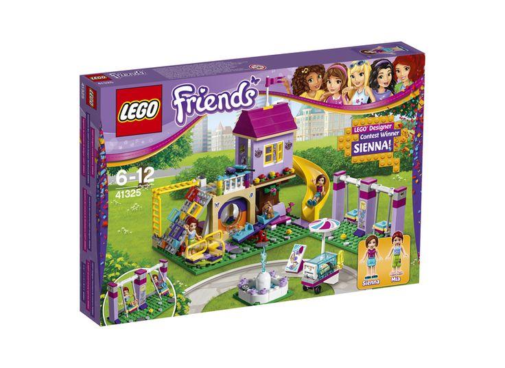 Friends 41325 Heartlake City Playground