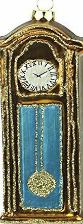 Gisela Graham Christmas Vintage Style Glass Grandfather Clock Decoration No description (Barcode EAN = 5030026014311). http://www.comparestoreprices.co.uk/december-2016-week-1/gisela-graham-christmas-vintage-style-glass-grandfather-clock-decoration.asp