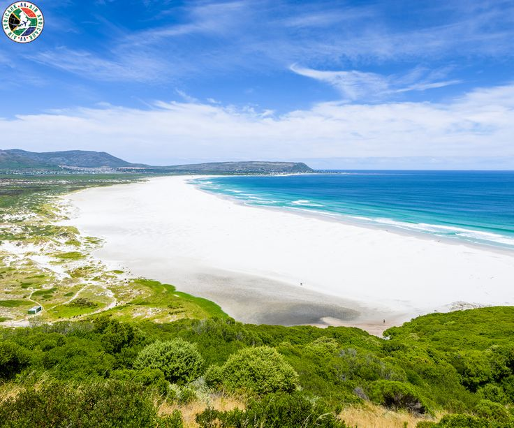 Noordhoek Beach,  South Africa  |  Noordhoek is a suburb of Cape Town, South Africa. It is best known for its picturesque shoreline and its long, wide, sandy beach, which stretches south to the neighbouring village of Kommetjie.  |  Call Us Now: 0203 515 0804  |  #travel #southafrica #capetown #noordhoekbeach #beach #airafrica