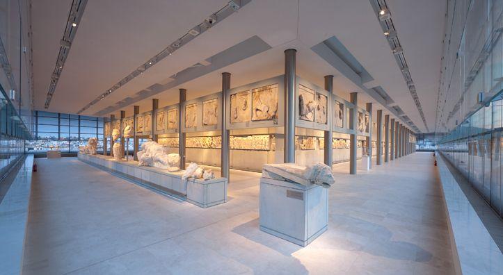 nouveau musée de l'acropole