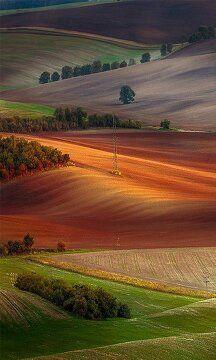 landscape photography - amazing light
