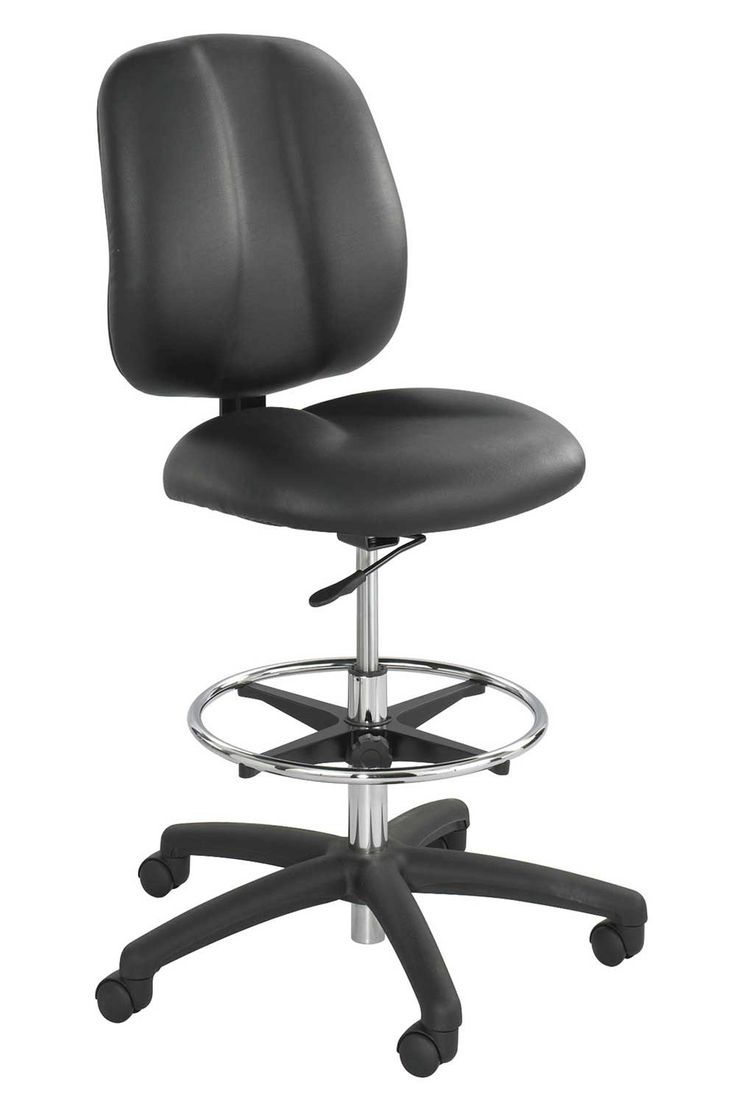 Tall Reception Desk Chairs
