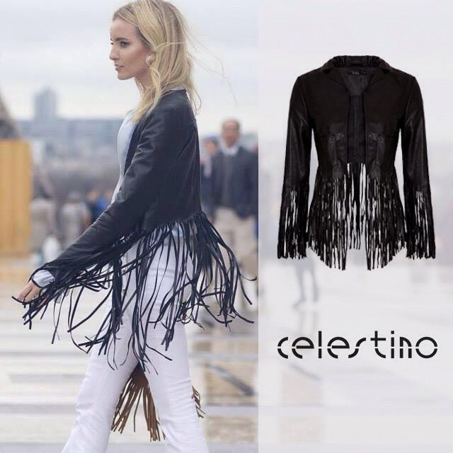 It's all about fringes!