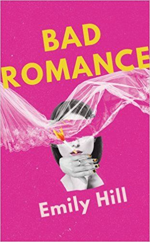 What I'm reading right now: Bad Romance by Emily Hill. A collection of short stories and an absolute fire-cracker. Like a feminist Roald Dahl's Tales Of The Unexpected.