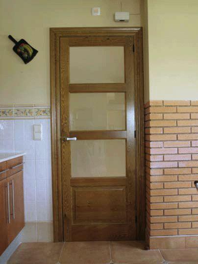 31 best puertas de interior images on pinterest - Tiradores puertas de cocina ...