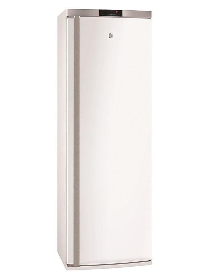 Husqvarna QR2460W kylskåp med låg ljudnivå för öppna planlösningar. Teknologin DynamicAir arbetar för att hålla en jämn innertemperatur i kylskåpet.