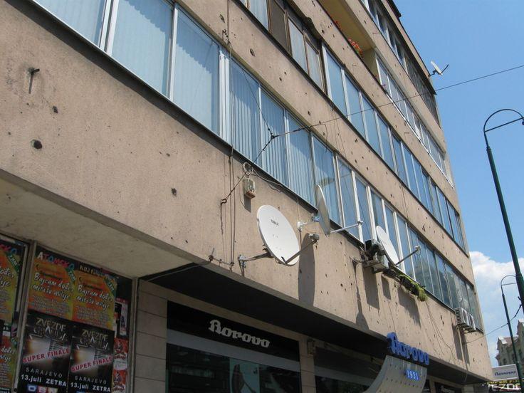 Sarajevo, Bosnia-Herzegovina. Click for More Photos.