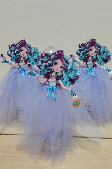 Tubet Vestido Ever After High