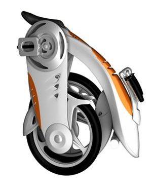 The Capella: Vietnamese Student Designs Electric Folding Bike