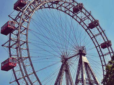 Vienna: 10 Cose +1 Da Vedere #giruland #diariodiviaggio #austria #vienna #pricipessa #sissi #viaggio #travel #trip #racconto #immagini #ruota #panoramica