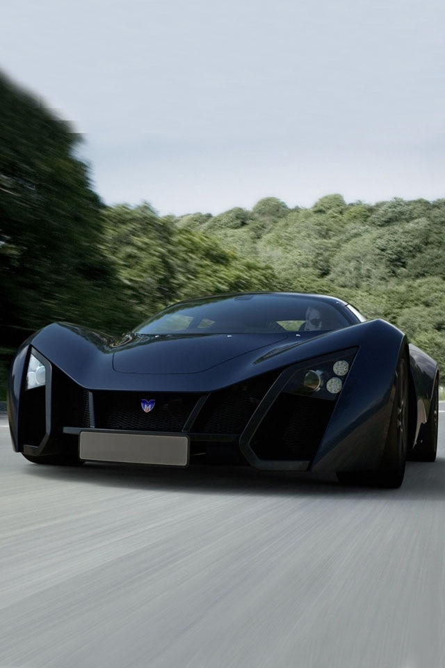 Marussia: Russiau0027s First Electric Supercar