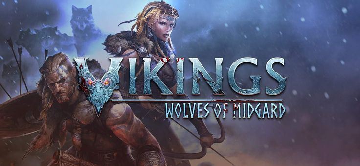 Inspired by Norse Mythology, Vikings: Wolves of Midgard (2017) is an upcoming game from Games Farm and publisher Kalypso Media