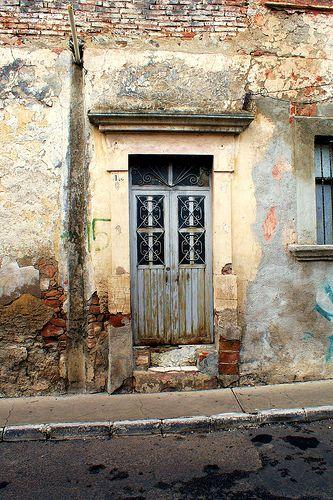 La Otra Banda Door, Queretaro, Mexico