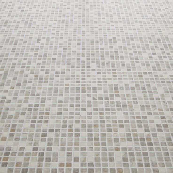 Olympus 532 Milo Mosaic Tile Effect Vinyl Vinyl Flooring Tile Effect Vinyl Flooring Vinyl Flooring Bathroom