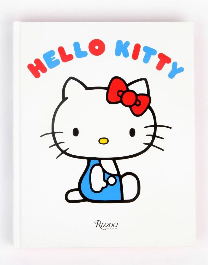 Read all about it! #HelloKitty's design adventures - the special Collaborations 40th Anniversary hardcover edition. Click to see what's inside.