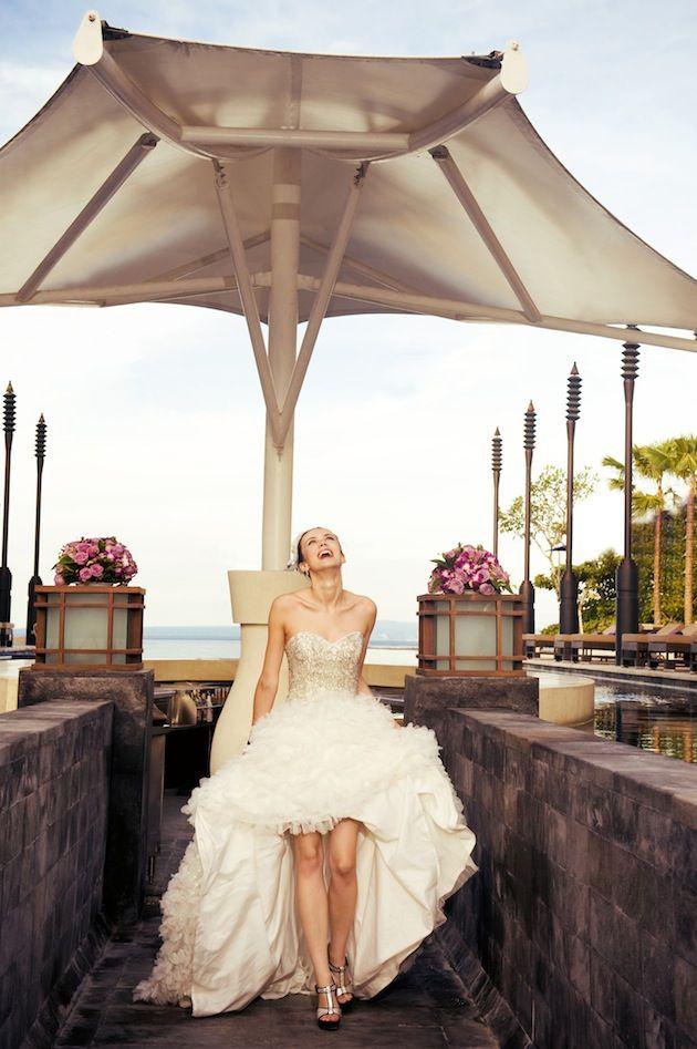 Bali Bridal Fashion: Celebrating Sakala | Click the image to visit our website for more great Bali style inspiration! @sakalabali