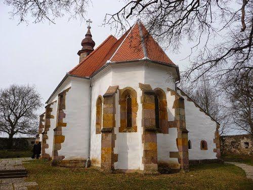 Nógrádsáp Kisboldogasszony templom XIV. század