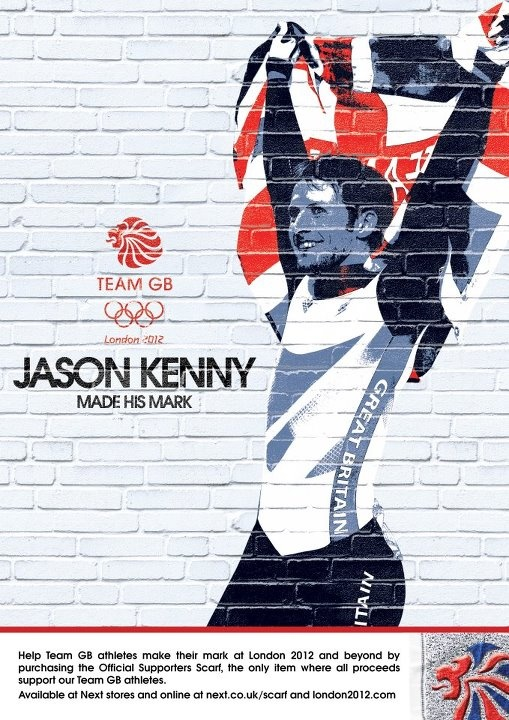 Jason Kenny Team GB Made his mark