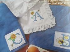 Buzzzzy Bee ABC Cross Stitch Crazy Issue 129 October 2009 Saved