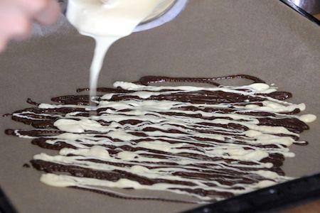 Bruchschokolade selbermachen