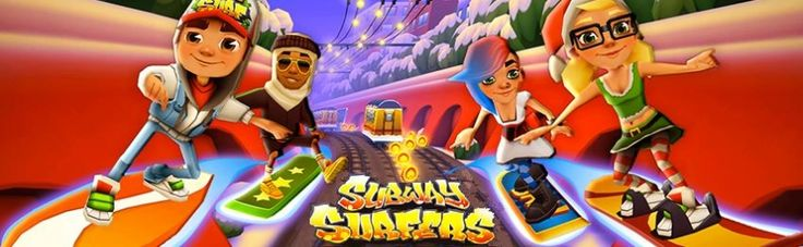Subway-Surfers-Header. Download Subway Surfers Game to play on PC, In order to Install this game you need to follow the following steps.
