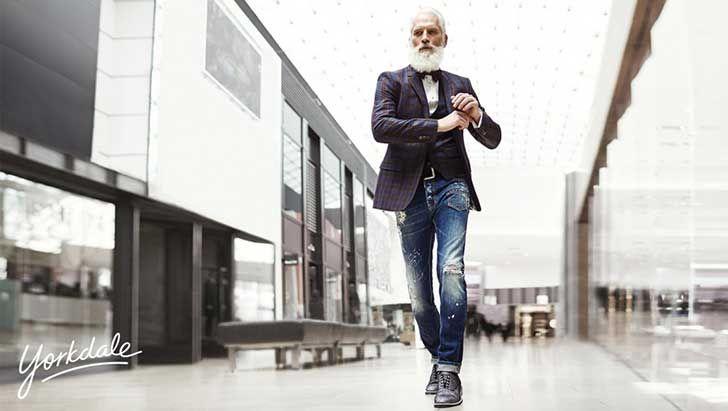 ¡Jo Jo Jó 1313!: Conoce al Viejo Pascuero fashionista más guapo! - Imagen 2