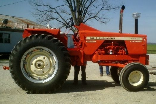Allis-Chalmers One-Ninety XT Series III Tractor