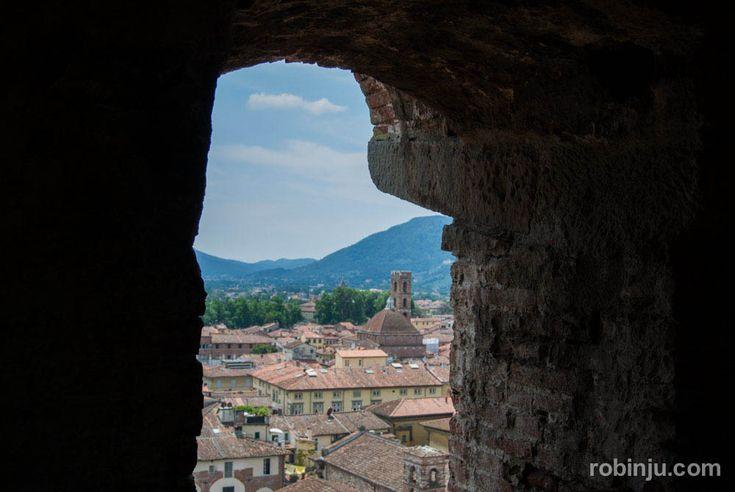 foto de La Torre Guinigi de Lucca Toscana Lucca Torres Toscana